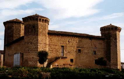 Castillo-Palacio de Leiva